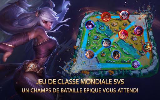 Télécharger Gratuit CL:Champions Legion | 5v5 MOBA APK MOD (Astuce) screenshots 2