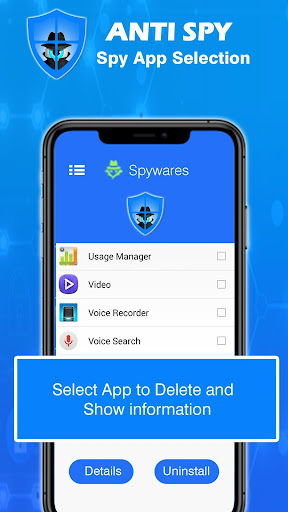 Anti Spy Free - Spyware Detector & Privacy Scanner 1.2 screenshots 3