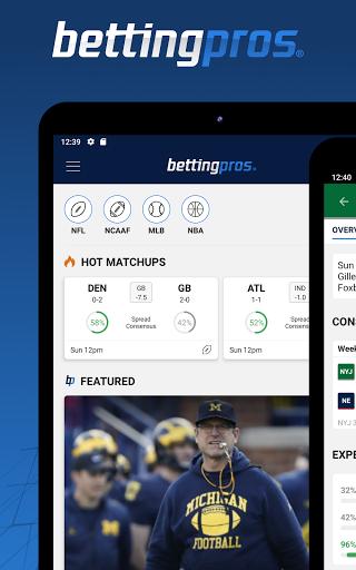 Bettingadvice livescore tennis sports betting spread app