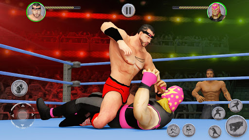 Tag Team Wrestling Superstars Fight: Hell In Cell screenshots 3
