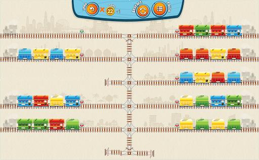 Train Mix - challenging puzzle 1.0 screenshots 6