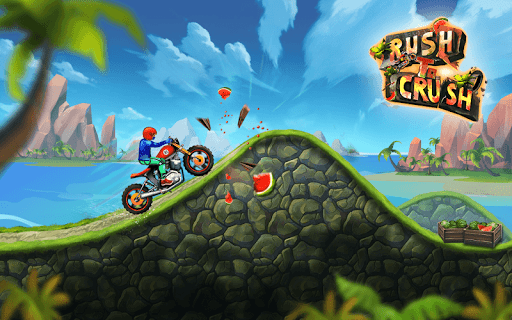 Rush To Crush New Bike Games: Bike Race Free Games  screenshots 10