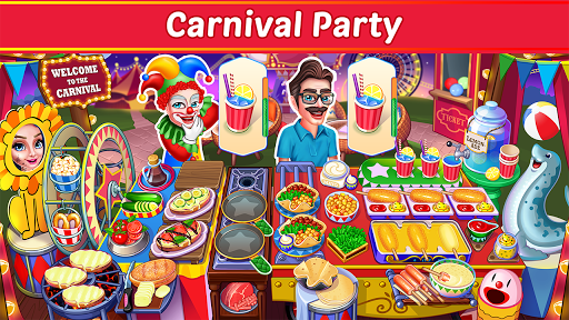Cooking Party : Cooking Star Chef Cooking Games 1.8.3 screenshots 18