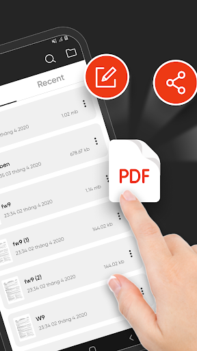 PDF Reader for Android new 2021 apktram screenshots 2