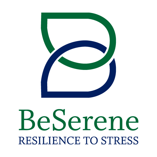 BeSerene | Mind Training and Stress Management App icon