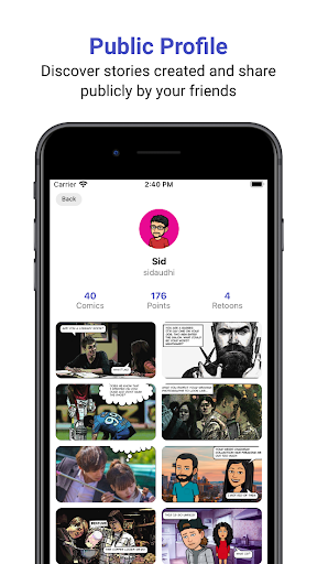 MemeToons - Create, share picture stories & comics hack tool