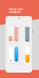 Custom Volume Panel - Styles for volume sliders