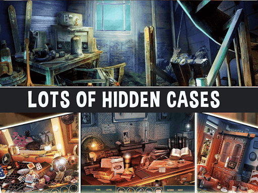 Crime Case : Hidden Object Games - Murder Mystery 1.1.2 screenshots 2