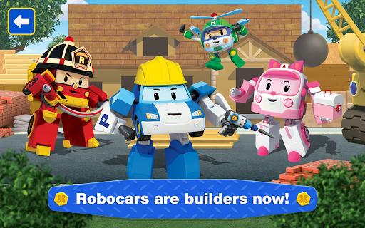 Robocar Poli: Builder! Games for Boys and Girls!  screenshots 18