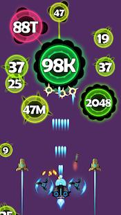 Space Virus War - Space Shooting Games