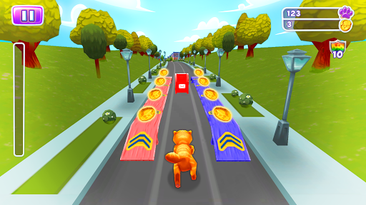 Cat Run Simulator - Kitty Cat Run Game  screenshots 22
