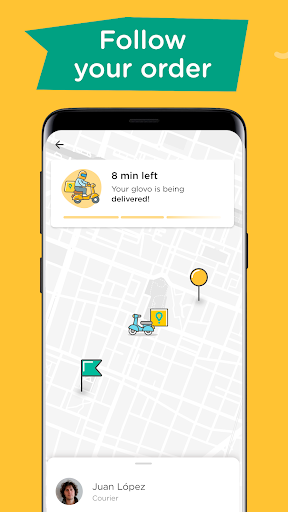 Glovo: Order Anything. Food Delivery and Much More android2mod screenshots 5