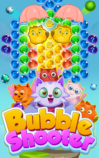 Bubble Shooter: Free Cat Pop Game 2019 1.22 screenshots 9