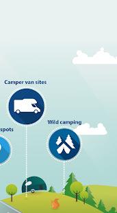 Caravanya - Campsites, wild camping & RV parking