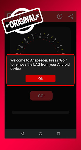 Anspeeder, lag remover and game booster hack tool