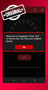 Anspeeder, lag remover and game booster