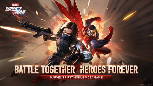 Télécharger Gratuit MARVEL Super War APK MOD (Astuce) screenshots 1