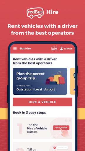 redBus - Largest Online Bus Ticket Booking App apktram screenshots 7