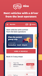 screenshot of redBus - Largest Online Bus Ticket Booking App