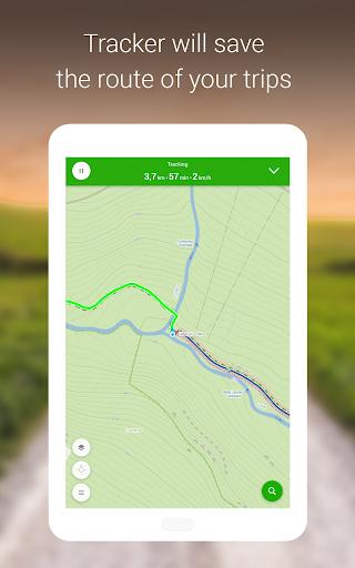 Mapy.cz - Cycling & Hiking offline maps 7.6.1 Screenshots 24