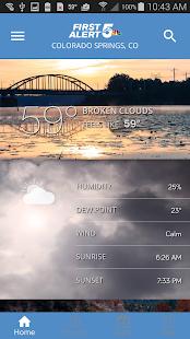 First Alert 5 Weather App 5.3.702 Screenshots 1