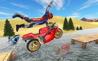 Bike Stunt Ramp Race 3D - Bike Stunt Games Free