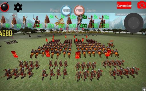 Roman Empire: Macedonian & Greek Wars screenshots 10