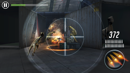Jurassic Missions: shooting games for free 1 APK + Mod (Unlimited money) for Android