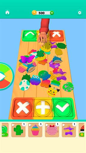 Pop It Master 3D : Fidget Toys Simple Dimple  screenshots 1