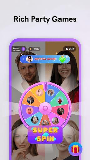 YoYo - Live Voice&Video Group Chat  Screenshots 5