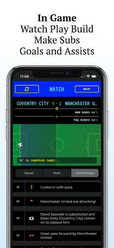 Retro Football Management - Be a Football Manager  screenshots 3