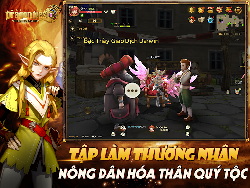 World of Dragon Nest - Funtap screenshots 23