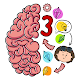 Brain Test 3: Tricky Quests & Adventures Apk