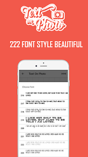 Create Quote - Write text on photo