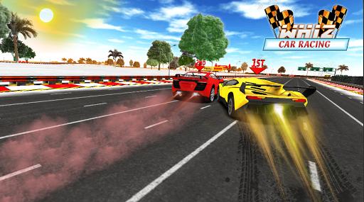 Whiz Car Racing screenshot 1