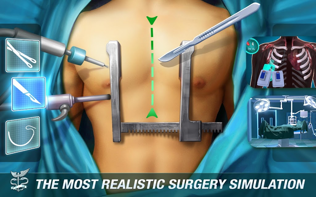 Operate Now: Hospital - Surgery Simulator Game  poster 5