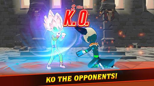 Duel Heroes - Stickman Battle Fight 2.4 screenshots 5