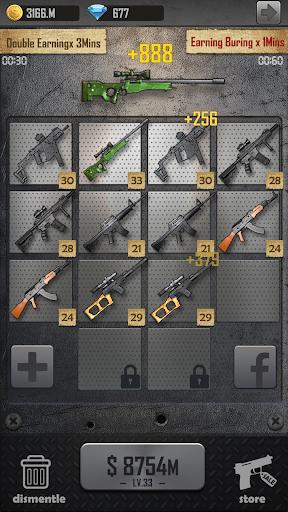 Merge Gun: Free Elite Shooting Games screenshots 8