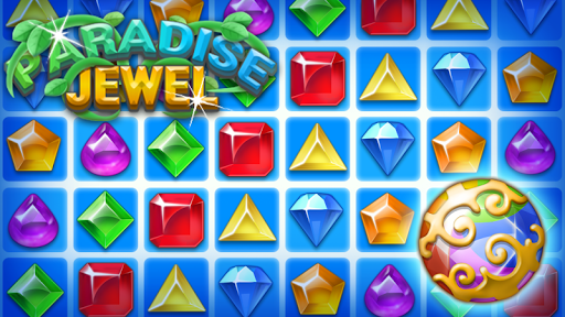 Paradise Jewel: Match 3 Puzzle  screenshots 23