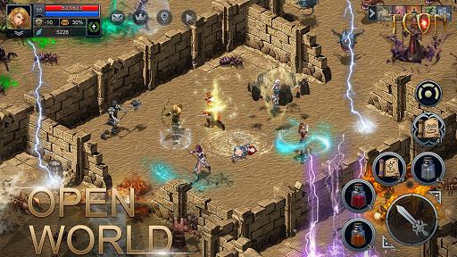 Teon: Sword & Magic apkslow screenshots 3