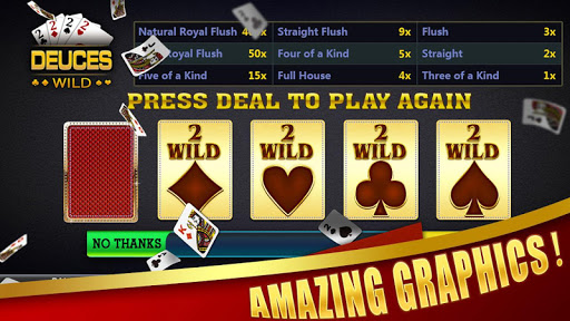 Deuces Wild - Video Poker screenshots apkspray 8
