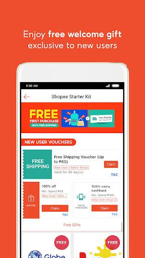 Shopee No.1 Online Platform android2mod screenshots 2