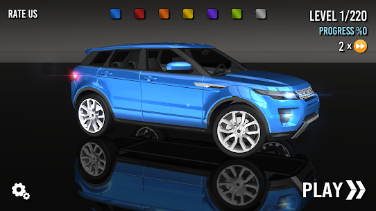 Master of Parking: SUV 1.25 Android Mod APK 2
