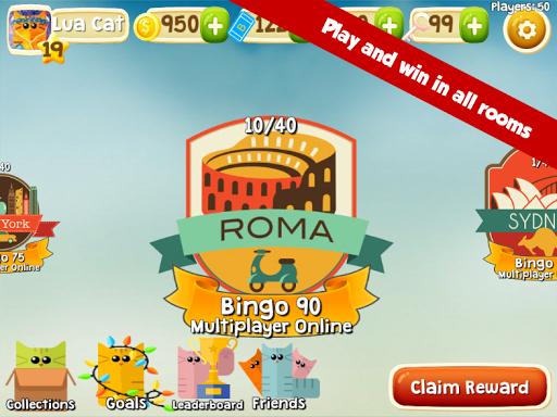 Lua Bingo Online - Live Bingo Games 4 Fun&Friends android2mod screenshots 16