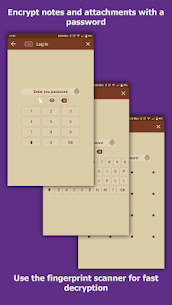 VIP Notes – notepad with encryption v9.9.53 [Paid] 2