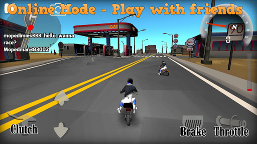 Wheelie King 4 - Online Getaway Wheelie bike 3D 1 screenshots 8