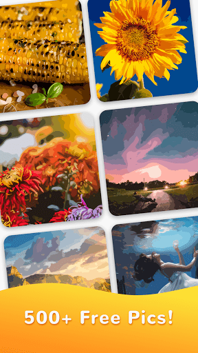 Color Palette - Oil Painting by Number 3.6 screenshots 7