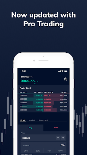 Coinhako - Crypto Wallet. Buy, Sell, Swap Bitcoin. 2.1.0 Screenshots 3