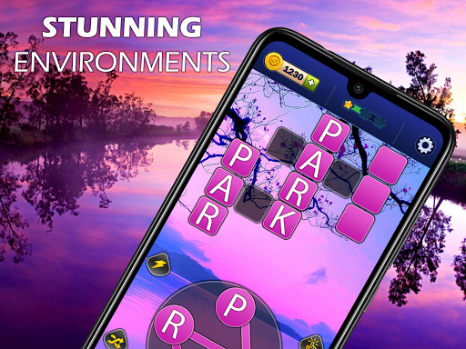 Wordscapes: free Word collect words with friends! apktram screenshots 8