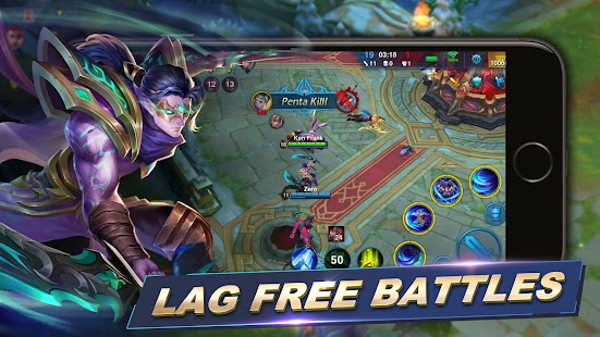 Heroes Arena Screenshot